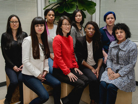 Women in Tech Band Together to Track Diversity, After Hours   Women & Girls in ICT   Scoop.it