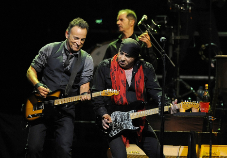 Bruce Springsteen Kicks Off 2014 'High Hopes' Tour in South Africa - Rolling Stone   Bruce Springsteen   Scoop.it
