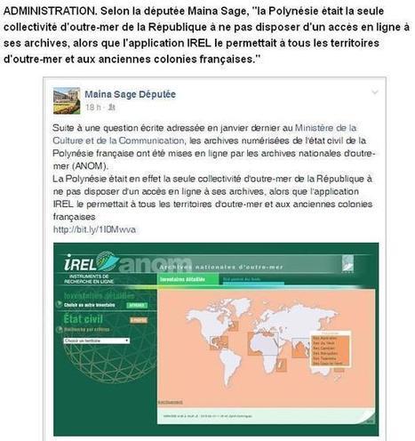 Polynésie en ligne | Ma Bretagne | Scoop.it