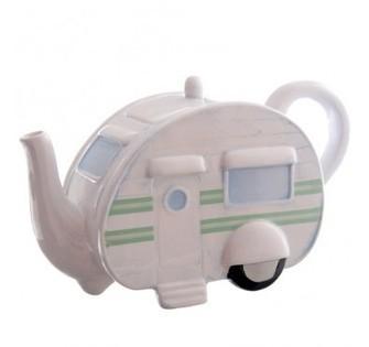 Ceramic Caravan Teapot | Home Gifts | Scoop.it