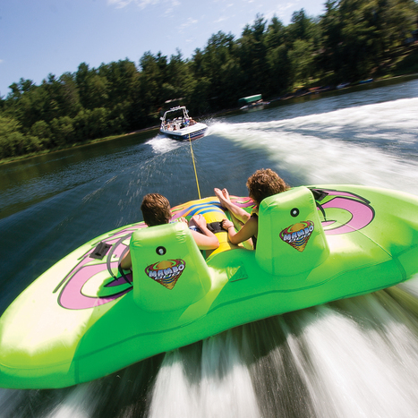 Towable Tubes for Multiple Riders   Towable Tubes   Scoop.it