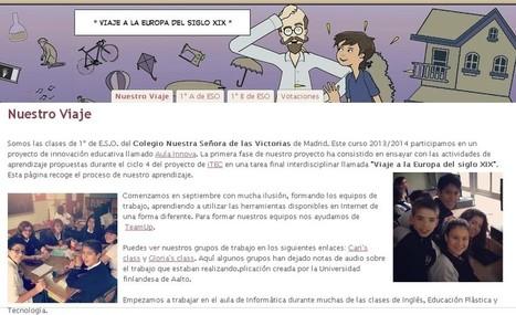 Aprendizaje por proyectos - Experiencias educativas - Fundación Telefónica | Aprendizaje basado en proyectos | Scoop.it