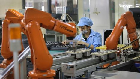 #iPhone manufacturer #Foxconn is replacing 60,000 workers with robots #greed over people | The uprising of the people against greed and repression | Scoop.it