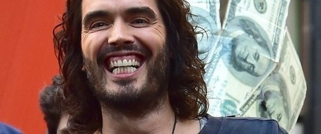 Listen To Russell Brand And David Graeber On 'Mafia Capitalism'   Just for Fun   Scoop.it