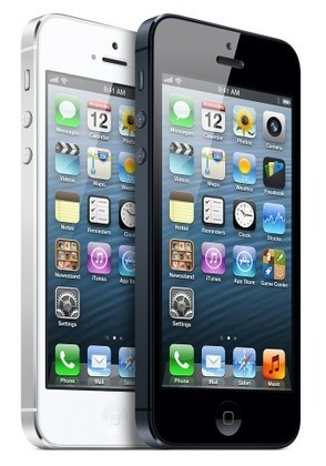 Report: iPhone 5 Models Driving 40 Percent Of Traffic - Marketing Land | marketing | Scoop.it