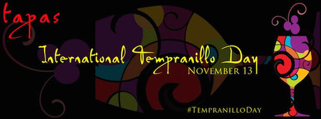 TAPAS - events - International Tempranillo Day   Wired Wines of Alentejo   Scoop.it