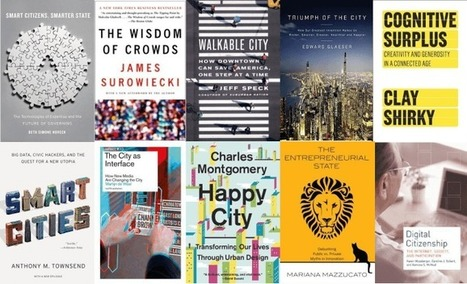10 Must-Read Books About The City Of Tomorrow | Peer2Politics | Scoop.it