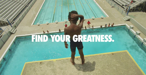 Presenting Nike's Olympics Ad That's Not an Olympics Ad | Sport and the Business of Winning | Scoop.it