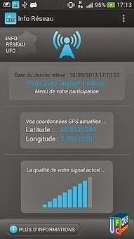 Mesurer la qualité de votre réseau mobile 4G avec Info Réseau | La 4G | Scoop.it