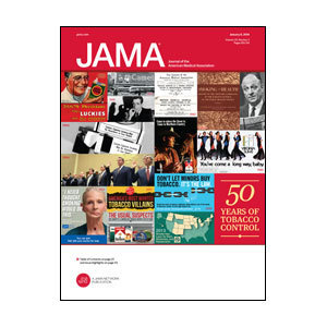 JAMA => The War Against Tobacco: 50 Years and Counting | Heart and Vascular Health | Scoop.it