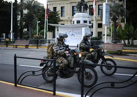 Cannes sheds its black tie image for G20 riot gear | Epic pics | Scoop.it