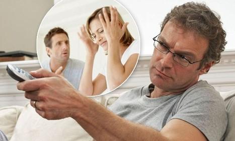 Stubbornness is one of male habits women find most annoyin | Kickin' Kickers | Scoop.it