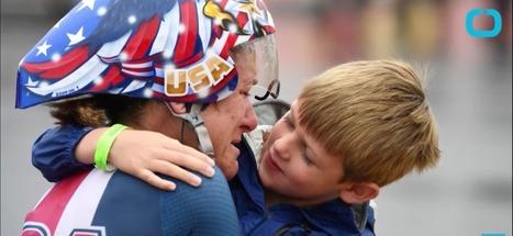 Cyclist Wins Third Straight Gold - garnetnews.com | Pro Cycling Scoopit | Scoop.it