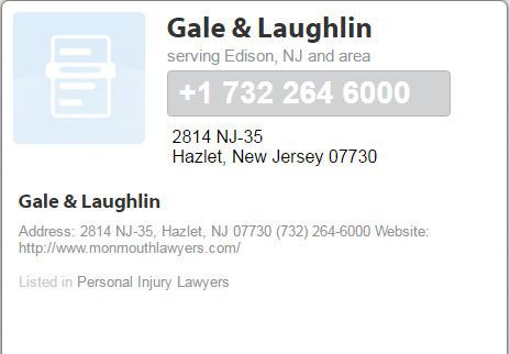 Gale & Laughlin, Hazlet NJ | Hotfrog US | Gale & Laughlin - Hazlet | Scoop.it