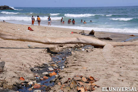 Denuncian creciente contaminación de las playas en Vargas | Vida diaria en las ciudades del mundo | Scoop.it