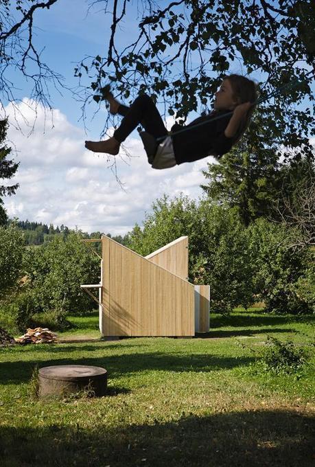 Una casa de madera para niños al sur de Finlandia - architecture and design | retail and design | Scoop.it