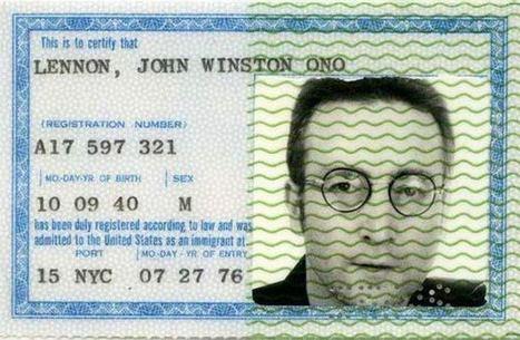 20 photos vintages de passeports de célébrités | Trollface , meme et humour 2.0 | Scoop.it
