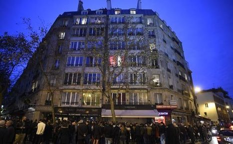 Paris Fears For What is to Come Amid the Shock, Tears : 24x7 News Online | Online News | Scoop.it