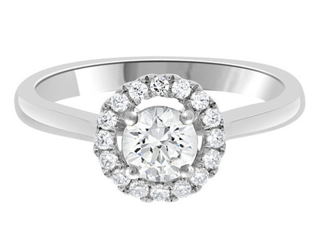 Vintage diamond ring VR1002 | Engagement Rings | Scoop.it