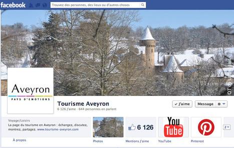 Partagez l'Aveyron ! | L'info tourisme en Aveyron | Scoop.it