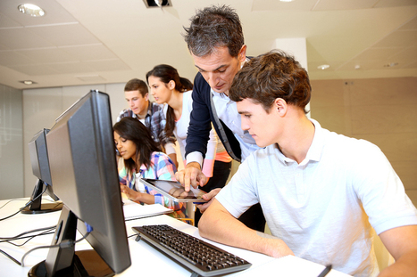 Why teachers need to improve their ICT skills | Competencia Digital Docente | Scoop.it