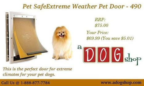 Buy Dog Doors At Lowest Price | Dogs-and-Bicycle-Accessories | Scoop.it