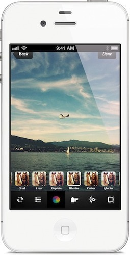 Afterglow, another very good photo editor for your iPhone | filter effects | Scoop.it