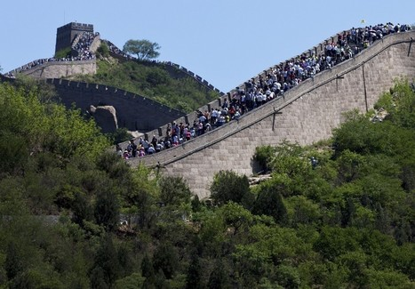 One-Third Of The Great Wall Of China Has Disappeared | Limitless learning Universe | Scoop.it