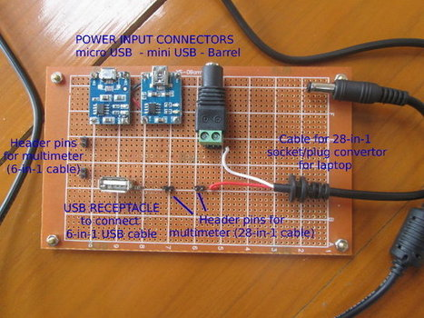 DIY Power Measurement Board | Embedded Systems News | Scoop.it