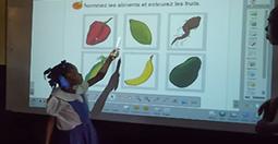 Haïti-Education: Projection d'un film sur l'utilisation d'outils technologiques dans les écoles | Murs numériques et interactions (TBI et TNI) | Scoop.it