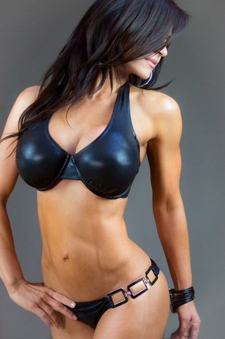 """My """"To Do List"""" — phucstickmotivation: Denise Milani 