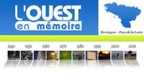 Accueil - l'Ouest en mémoire - Ina.fr   Infos généalogiques   Scoop.it