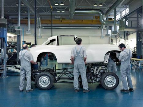 Mercedes-Benz: The Oldest SL, Restored - COLT + RANE | Classic Mercedes | Scoop.it