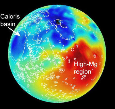 Scientists Create Global-Scale Maps of Mercury Chemistry - Sci-News.com | Interesting Science News | Scoop.it