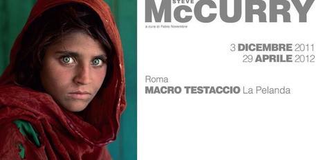 Steve McCurry in mostra a Roma - ARTE   Viaggiare   Scoop.it
