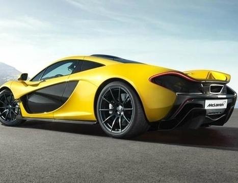 El nuevo super deportivo de McLaren - La Opinión   automoviles   Scoop.it