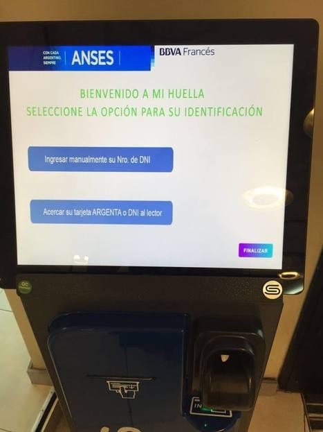Totems Biométricos ANSES | Facebook | Biometría | Scoop.it