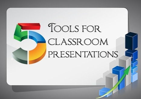 Tools for Classroom Presentations by Professional Learning Board | GBL | Scoop.it