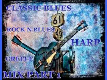 Blog do Ivanovitch 2: Classic Blues & Rock N' Blues & Harp Mix Part 1 - Dimitris Lesini Blues | EVS NOTÍCIAS... | Scoop.it