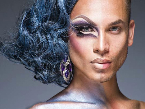 24 visages se métamorphosent de façon spectaculaire… En drag-queens ! | topic | Scoop.it