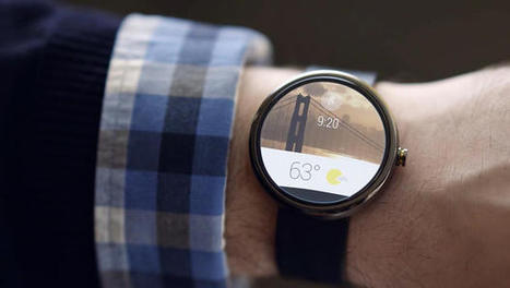 Google Just Revealed The First Decent Smartwatch Interface | Design de Interação | Scoop.it