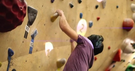 Augmented Reality Rock Climbing | 3D Virtual-Real Worlds: Ed Tech | Scoop.it