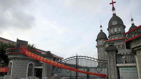 Proposed rule in China bans prominent Christian symbol | AP HUMAN GEOGRAPHY DIGITAL  STUDY: MIKE BUSARELLO | Scoop.it