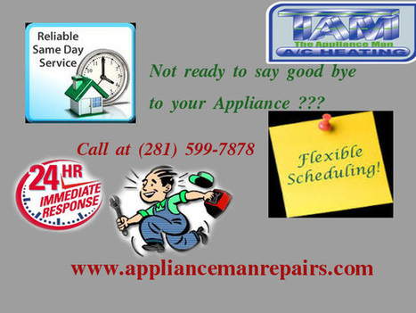 Fast and Reliable Appliance Technicians | Appliance Repair Tips & Suggestions | Scoop.it