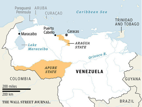InterAmerican Security Watch – Monitoring Threats to Regional Stability » Blog Archive » Venezuelan Officials Suspected of Turning Country into Global Cocaine Hub | Global Corruption | Scoop.it