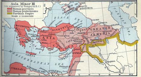 Cneo Pompeyo 106-48 a.C. ~ La Historia con Mapas | Mitología | Scoop.it