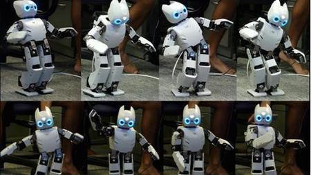 This robot is taking baby steps toward humanity - CNBC | Robots and Robotics | Scoop.it