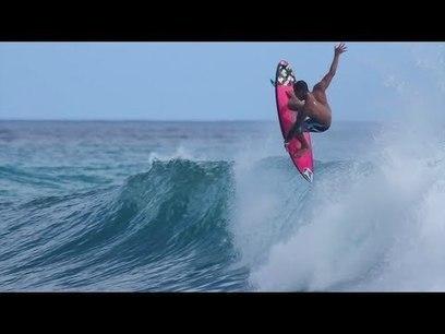 Volcom Strange Brains | Zeke Lau | TransWorld SURF | Surf is Life! | Scoop.it