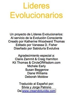 Download Toolkit | Evolutionary Leaders: In Service to Conscious Evolution | Start personal development | Scoop.it