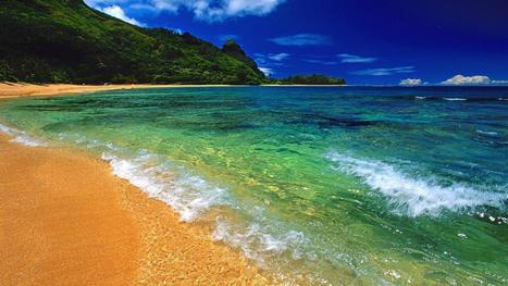 The Best Beach Wallpaper for 2015 Free Download HD Quality | Cool HD & 3D Wallpapers - Free Download | Scoop.it